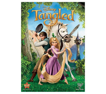 Disney Tangled - DVD - E269400
