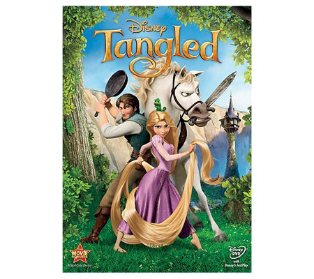 Disney Tangled - DVD