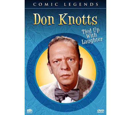 Don Knotts: Tied Up With Laughter - DVD