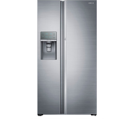 Samsung 22 Cubic Foot Counter-Depth Side-by-Side Refrigerator