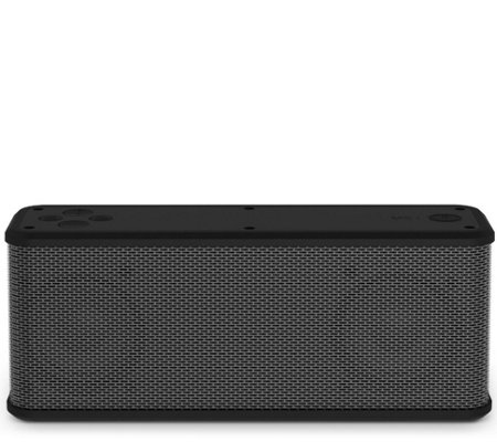Ematic RuggedLife Bluetooth Speaker with Powerbank