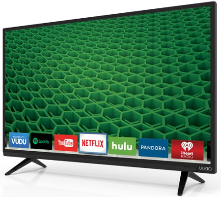 "VIZIO 32"" 720p LED Smart TV with 2 yr Warranty"