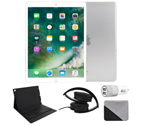 "Apple iPad Pro 12.9"" 512GB Cellular with Accessories - Silver"