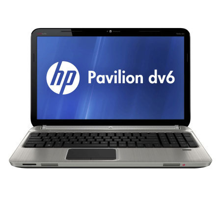 "HP Pavilion 15.6"" Notebook 6GB RAM, 750GB HD, Blu-ray"