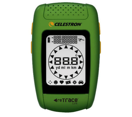 Celestron reTrace Lite Handheld GPS Device