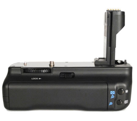 Bower Digital Power Battery Grip for Canon 5D Mark II