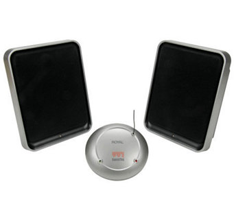 Royal WES600 900MHz Wireless Speaker System - E264001