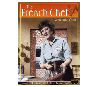 The French Chef with Julia Child: 1 - 3-Disc DVD Set - E265501