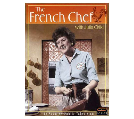 The French Chef with Julia Child: 1 - 3-Disc DVD Set