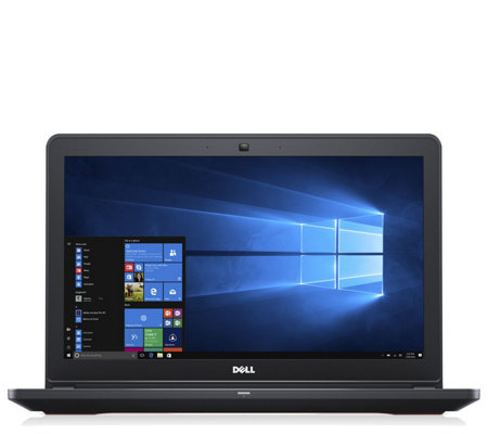 "Dell Inspiron 15"" Gaming Laptop - Core i7, 12GBRAM, 128GB SSD"