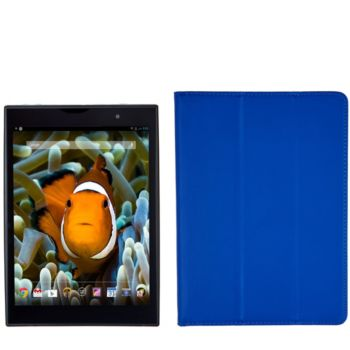 Gigaset 8 Android 8GB Wi-Fi Tablet with Folio Case