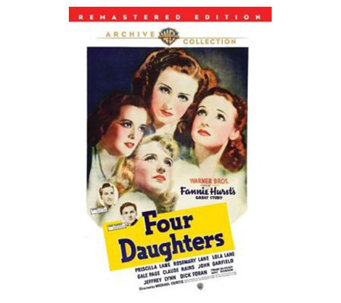 Four Daughters (Remastered) (1938) - DVD - E271302