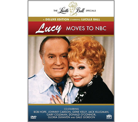 Lucille Ball Specials: Lucy Moves to NBC - DVD