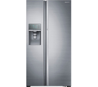 Samsung 29 Cubic Foot Side-by-Side Refrigeratorwith ShowCase - E277902