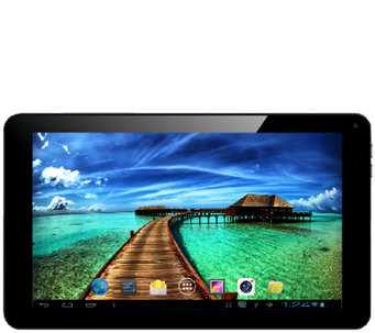 "SuperSonic 9"" Quad-Core 1GB Wi-Fi Tablet - E283002"