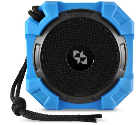 Ematic RuggedLife Ripple Bluetooth Speaker