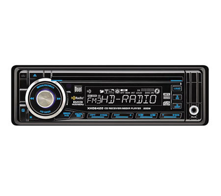 Dual Electronics XHD6420 HD Car Stereo