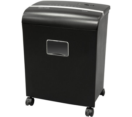 Sentinel Secure Shredder Micro Cut, Card Cutter, w/ Waste Bin