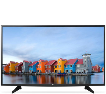 "LG 43"" Full HD Smart LED TV w/ built-in WiFi and Triple XD Engine - E229503"