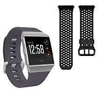 Fitbit Ionic Smartwatch with Additional Sport Band - E231803