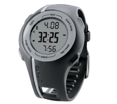 Garmin GPS-Enabled Fitness Watch w/ DigitalDistance & More