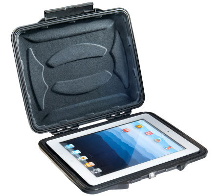 Pelican Watertight Hardback Case  - iPad/Tablets