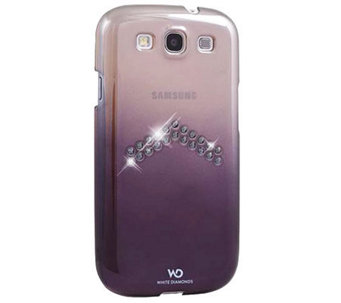White Diamonds Crystal Arrow Case for SamsungGalaxy S3 - E263403