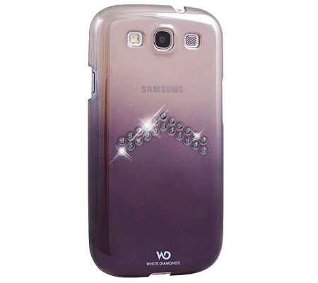 White Diamonds Crystal Arrow Case for SamsungGalaxy S3