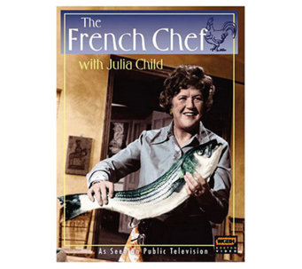 The French Chef with Julia Child: 2 - 3-Disc DVD Set - E265503