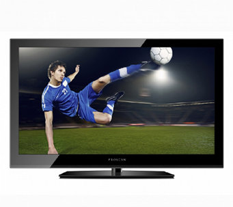 "Proscan 46"" Class LED Full HD LED Slim HDTV - E276403"