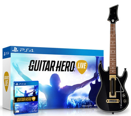 Guitar Hero Live Bundle - PlayStation 4