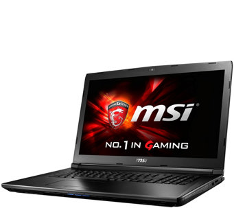 "MSI GL72 17"" Gaming Computer - Core i5, 8GB RAM, GTX 950M - E288603"