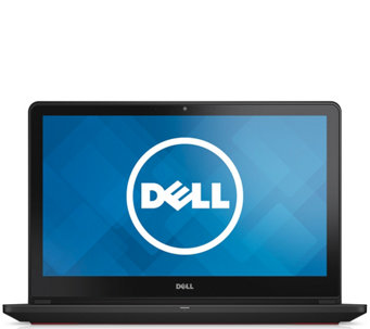 "Dell 15"" Touch Laptop - 16GB, 128GB SSD, 1TB HDD, GTX 960 - E290103"