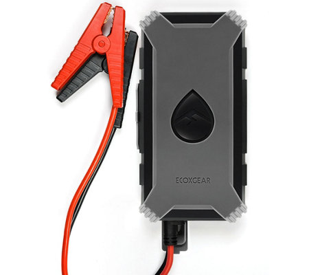 EcoXGear EcoJump 55,500mWh Car Jumpstarter and Charger