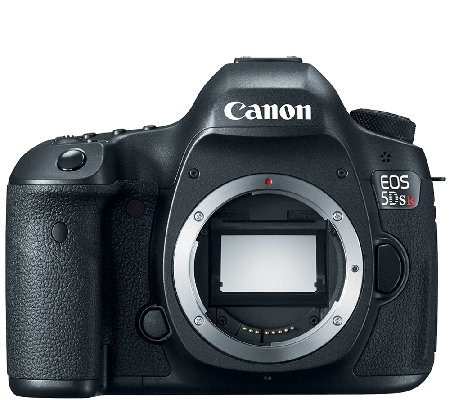 Canon EOS 5DS R DSLR Camera Body (No Lens) 50 MP & Video