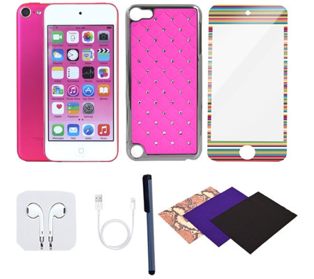 Apple iPod Touch 6th Generation 32GB with Accessories - Pink