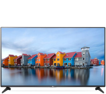 "LG 55"" Full HD Smart LED TV w/ Built-in WiFi and Triple XD Engine - E229505"