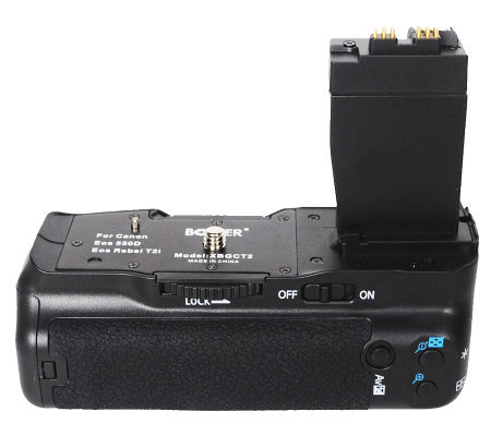 Bower Digital Power Battery Grip for Canon EOSRebel T2i/T3i