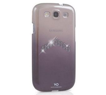 White Diamonds Arrow Case for Samsung S3 - E263405