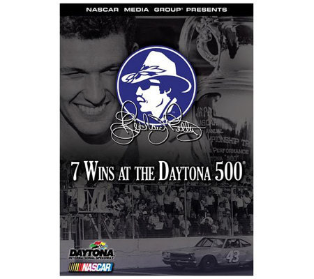 Richard Petty - 7 Wins at the Daytona 500 3-Disc DVD Set