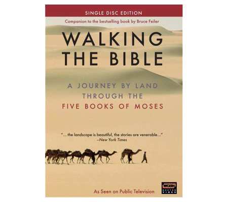 Walking the Bible DVD