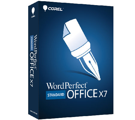 Corel WordPerfect Office X7 Standard Edition