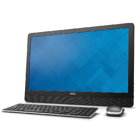 "Dell 23"" Touchscreen All-in-One - AMD A6, 4GB RAM, 500GB HDD"