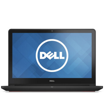 "Dell 15"" Inspiron Touch Laptop - Core i7, 8GB RAM, 1TB HDD - E288505"
