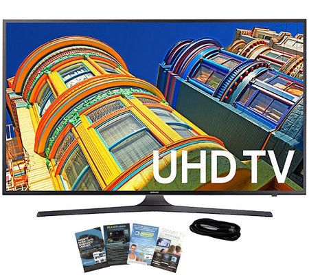 "Samsung 65"" Class LED ULTRA HDTV with App Packand HDMI"