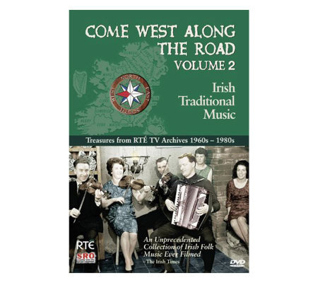 Come West Along the Road Vol. 2: Irish Traditional Music DVD