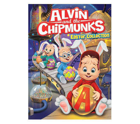 Alvin & The Chipmunks: Easter Collection DVD