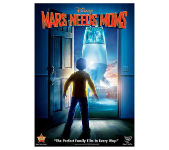 Mars Needs Moms - DVD - E269406