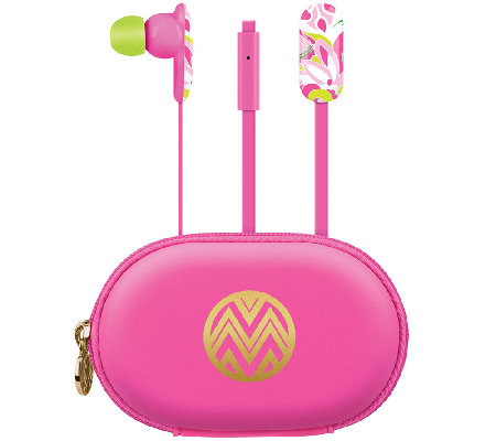MacBeth Collection Earbuds with Carrying Case