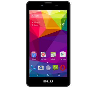 BLU Neo X Unlocked Android Smartphone - E289706